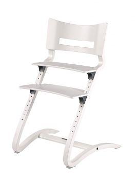 Højstol u. bøjle, Hvid
