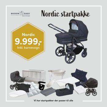 Basson Nordic lux startpakke