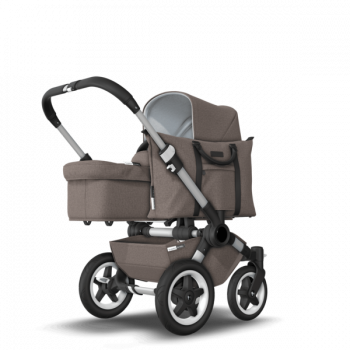 Bugaboo Donkey mono 2/3 mineral collection taupe alu