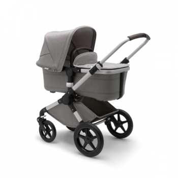 Bugaboo Fox mineral light grey