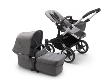 Bugaboo Donkey 3 mono-duo-tvilling complete
